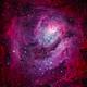 Multi-System Lagoon Nebula,                                Colin