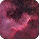 NGC 7000 - The Great Wall,                                Marcel Drechsler