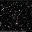 Half a Billion Light Years! Abell 2151 Galaxy Cluster, 27-28 June 2016,                                David Dearden