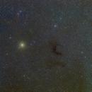 Altair & E Nebula (B142, B143),                                Wilson Yam