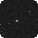 M 56: a small GC in a field of stars,                                Fritz