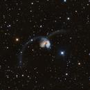 Antennae Galaxies (NGC 4038 -4039),                                Jaime Felipe Ramírez Narváez