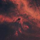 LDN 1622 Boogeyman Nebula,                                Aurelio55