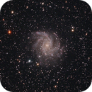 NGC 6946,                                David Johnson