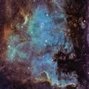 North American Nebula,                                Abraham Jones