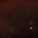 Reflektionsnebel M78,                                Niko Geisriegler