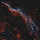 NGC6960 veil,                                Marek Setlak