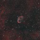 The Crescent Nebula,                                Ruben Nunez