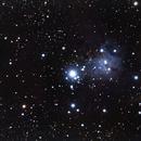 NGC 2264,                                Andrew Burwell