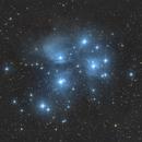 M45 - Pleiades,                                Ahmet Kale