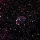 C27 Crescent Nebula,                                Robert Van Vugt