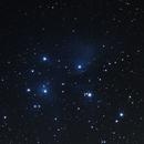 M45 (Pleiades),                                Brian Sweeney