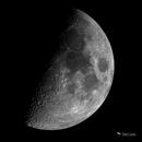 The Quarter Moon,                                Damien Cannane