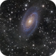M81&M82 Galaxy with IFN,                                mayapple