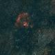 Red Skull Nebula (NGC 7822 - Sh 171),                                jolind