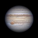 Jupiter: 2019-06-15 (UT 18:05 2019-06-14),                                Darren (DMach)