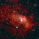 NGC 7635 The Bubble nebula,                                Dan  Jensen