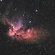 NGC7380,                                Laurent Despontin