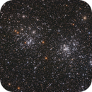 The Double Cluster - NGC 869 and NGC 884 (Caldwell 14),                                Michael Feigenbaum