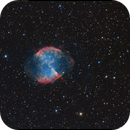 M27 Dumbell Nebula,                                Wolfgang Ransburg