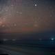 Maldives shore. Eta Carina and Big Magellanic Cloud,                                Nikolay Vdovin