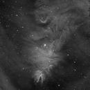 NGC2264 H-alpha,                                Andreas Zirke