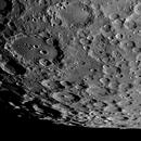 Moon - The South Pole Region,                                Axel Kutter