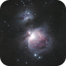 Orion Nebula,                                Keith Hanssen