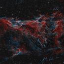 NGC6979 Pickering's Triangle - Bicolor,                                Bogdan Jarzyna