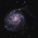 M101,                                László Szeri