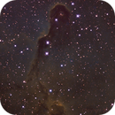 IC1396 Hubble Palette,                                Konstantinos Stavropoulos