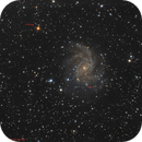 14th of July Fireworks Galaxy,                                apricot