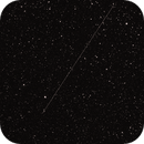 Fast moving Asteroid 2001 FO32 - Composite / New Zealand,                                KiwiAstro