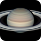 Saturn on June 6, 2020,                                Chappel Astro