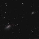 NGC 4639 and NGC 4654,                                Gary Imm