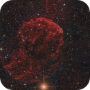 IC 443 - Jellyfish Nebula,                                Frank Breslawski