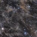 Molecular Clouds in Chameleon Southwest of HMSTG458,                                oldwexi