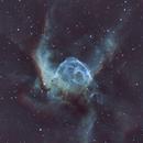 NGC 2359  Le Casque de Thor,                                Roger Bertuli