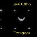Eclipse solar parcial 2015-03-20,                                Txema Asensio