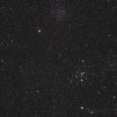 M46 and M47,                                Doug Lozen
