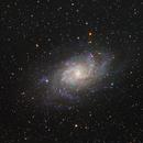 M33, LRGB,                                riot1013