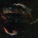 Cygnus Loop - Collaboration,                                Jared Holloway
