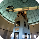 Playing with the Ancient Refractor at Fabra Observatory ,                                Oscar Meca