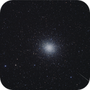 Omega Centauri and Meteor,                                Martin Mutti