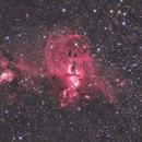 Statue of Liberty Nebula,                                Adriano