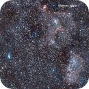 21P/Giacobini-Zinner comet visits Perseus and Cassiopeia constellations,                                Stéphane Morata