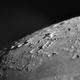 Lunar north pole,                                Brian Ritchie