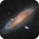 M31 HaRGB,                                Jesus Magdalena