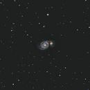 M51- Whirlpool Galaxy,                                Terrance