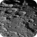 Crater Clavius, April 24th 2018,                                Martin (Marty) Wise